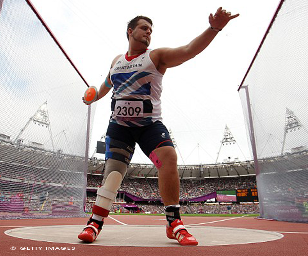 Paralympics Star Aled Davies Earns Double World Champion Title in Doha