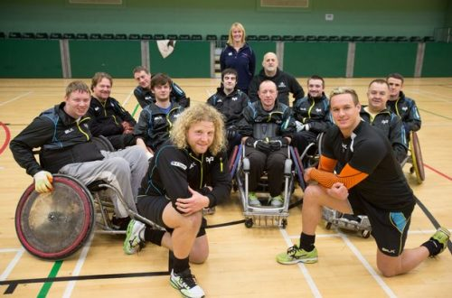 ospreys wheel chair rugby